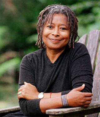 Alice Walker African American Book Author
