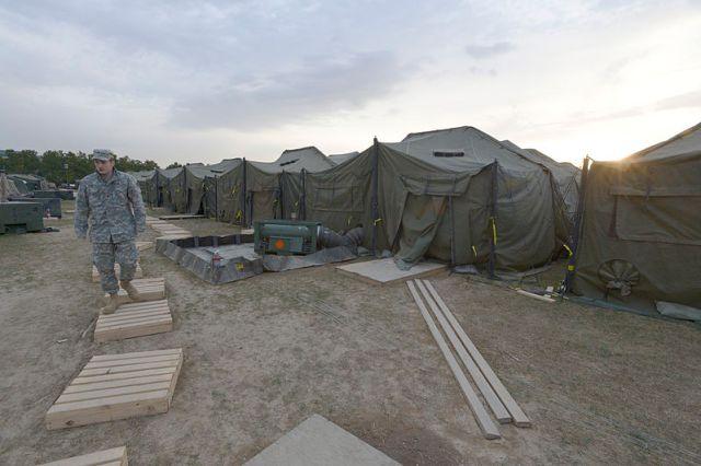 temper tents