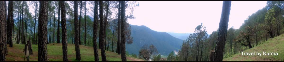 Trekking in Uttarakhand To Shikar Varnavat