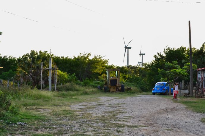 Wind farms for sale