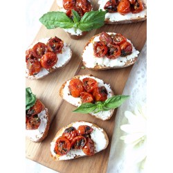 Excellent Cakes Cherry Tomatoes Recipes Breakfast Cherry Tomato Recipes Salsa Red Wine Cherry Tomato Goat Cheese Crostini Cooking