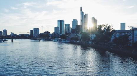 Frankfurt Skyline - WTF Ivi Kivi