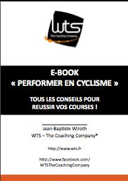 Ebook Cyclisme, pour progresser en velo