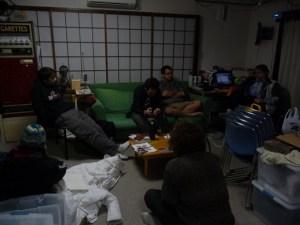 Day 14: PEK to NRT, toilets, Tokyo Hackerspace