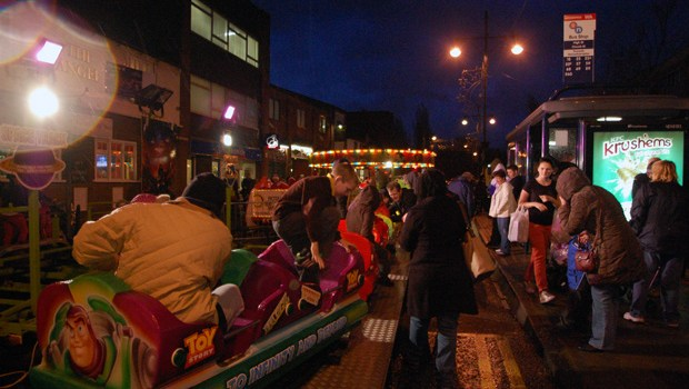 Wednesfield Lights 2012  (22)