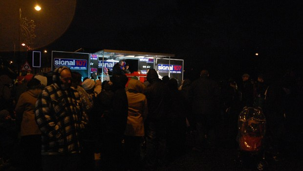 Wednesfield Lights 2012  (23)