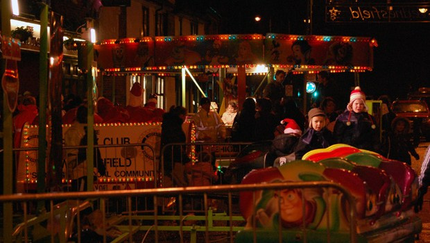 Wednesfield Lights 2012  (29)