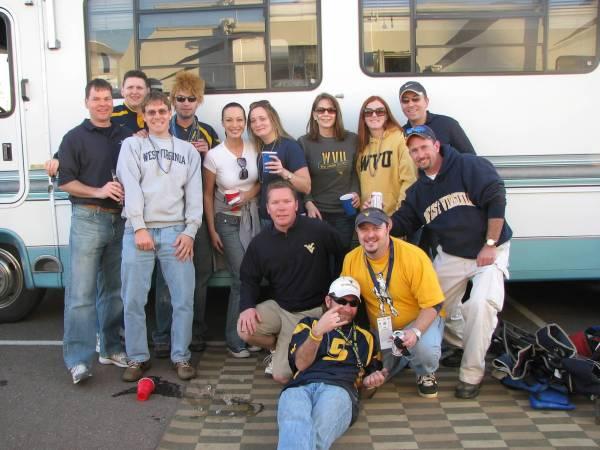 WVU Fiesta Bowl 2008 054