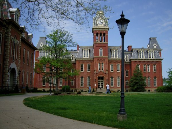 Martin and Woodburn Halls were built in the late 19th century.