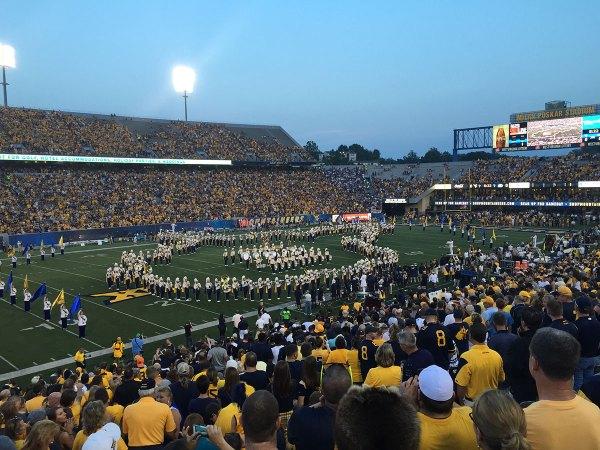 Pride of West Virginia