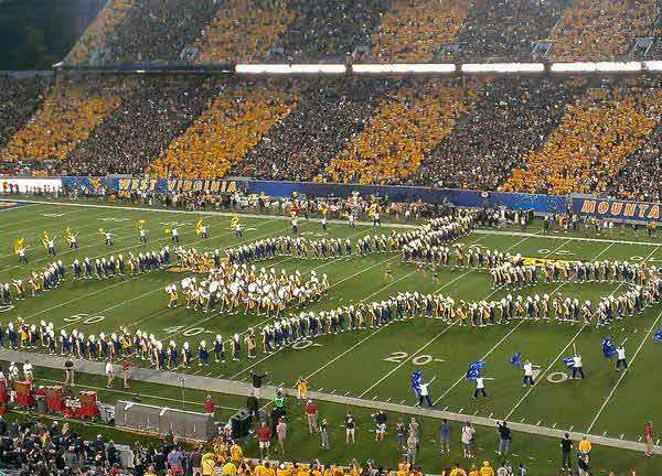 A Traveling Guide for Football Weekend in Morgantown