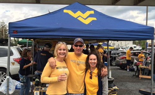 A 'purrfect' day of historic tailgating with Linda Grandon