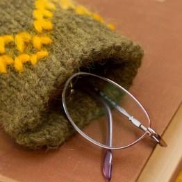 Ben's Eyeglasses Case by Shelia January