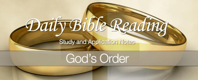 God's-Order