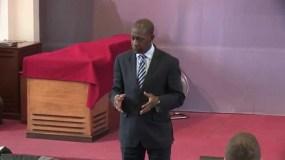Pastor Dennis Greenidge