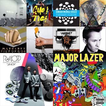 2009 Top Ten Albums