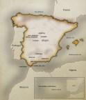 Robert Henri Biographical Map of Spain