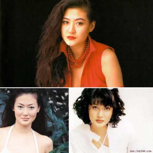 Nữ diễn viên Hong Kong Trần Bảo Liên từng được xem là biểu tượng gợi cảm những năm thập niên 1990.