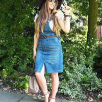 On The Blog Today  My Dungaree Dress obsession fromhellip