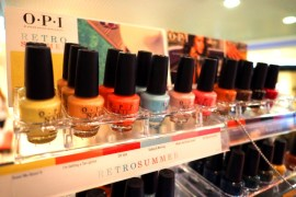 Cloud Spa Review, nail bar airport