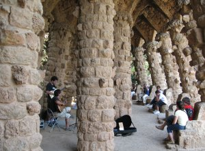 Gaudi Antoni - Barcelona Spain - Art