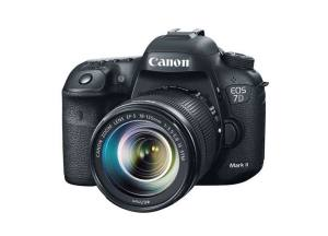Canon EOS 7D Mark II.