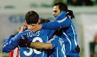 Ουγγαρία-Ελλάδα 1-2