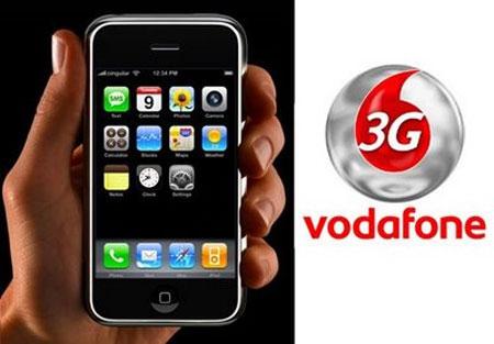 Vodafone iPhone 3G