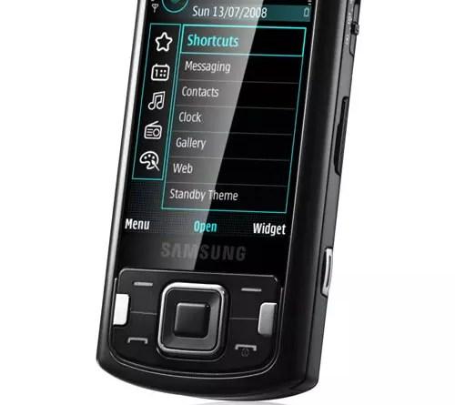Samsung GT-i8510 innov8