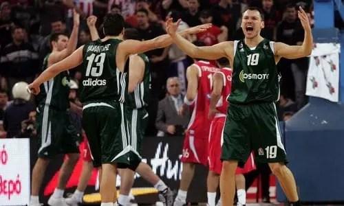 ΠΑΟ Κυπελλούχος Ελλάδος 2009