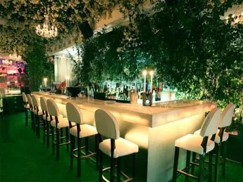 Villa Mercedes cocktail bar
