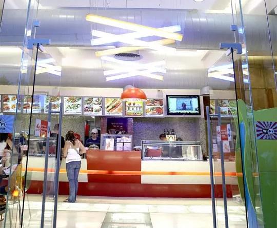 Goodys εστιατόριο