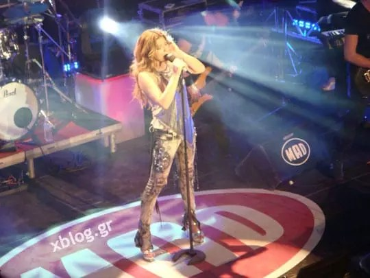 Έλενα Παπαρίζου, MAD Secret Concert