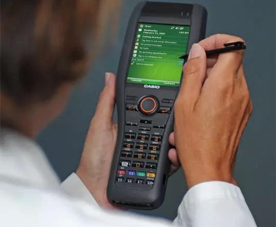 Casio, Windows Mobile 6.1