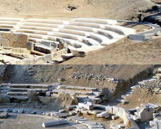 Αρχαίο Θέατρο Μαρώνειας, Θράκη