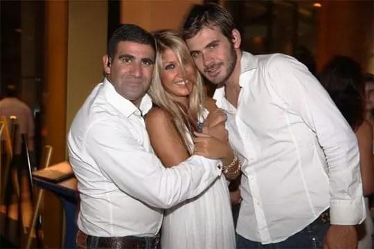 Γιώργος Σαραφίδης, Xριστίνα, Χρήστος Ροντογιάννης @ White Night, Hilton