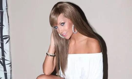Ζέτα Θεοδωροπούλου με ανανεωμένο look