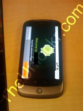 New HTC Android?