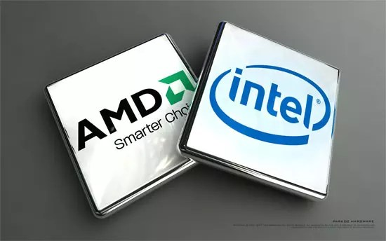 Intel, AMD