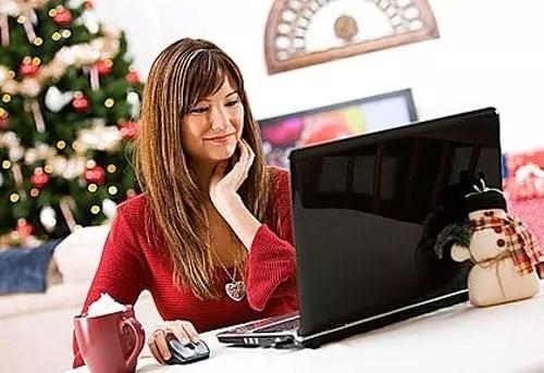 Christmas Online Shopping