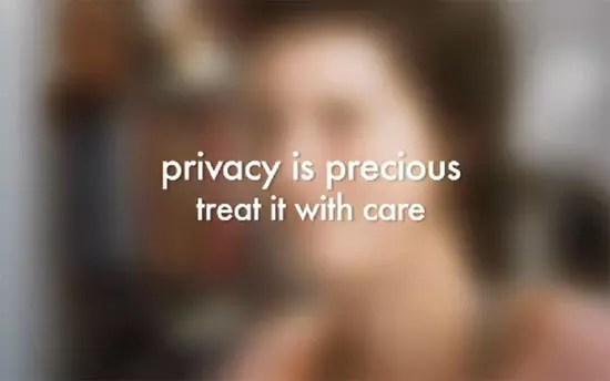 Privacy is a Human Right, treat it with care