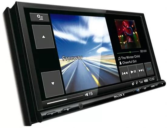 Sony Xplod XAV-70BT