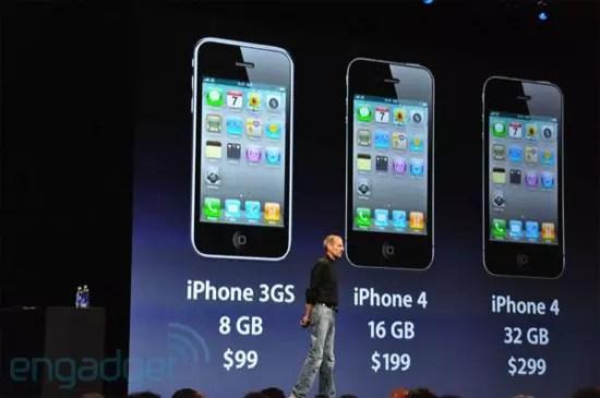 iPhone 4 Prices