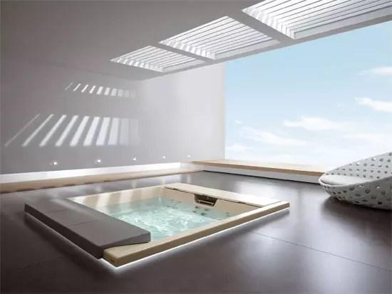 Πισίνα με iPod, Teuco Seaside Hydrospa 640