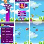 MonsterUp, Game για Windows Phone 7 smartphones