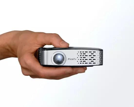 Philips PicoPix, Βιντεοπροβολείς Τσέπης