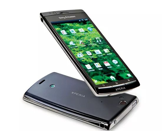Sony Ericsson Xperia Arc επιτέλους και στην ελληνική αγορά!