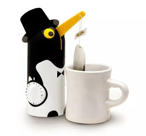 Πιγκουίνος - Χρονόμετρο