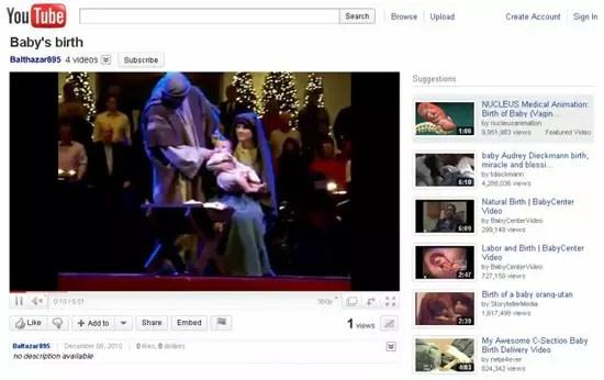 Η γέννηση του Χριστού στην εποχή του Facebook, του Foursquare και του YouTube