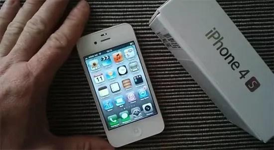 Ποντιακό iPhone 4S Hands On Video [μέρος 2ο]